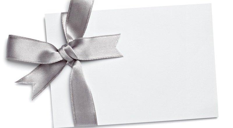Ved du ikke helt hvad du skal give i gave? Så køb et gavekort
