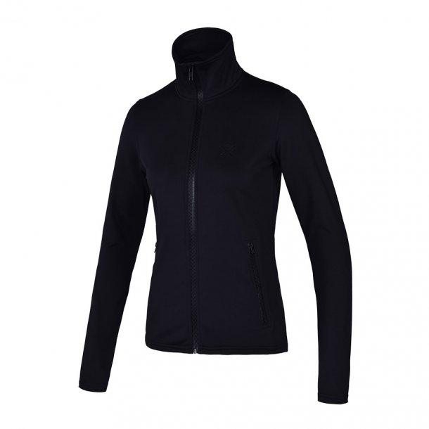 Arrowtown Fleece Jacket - Sort