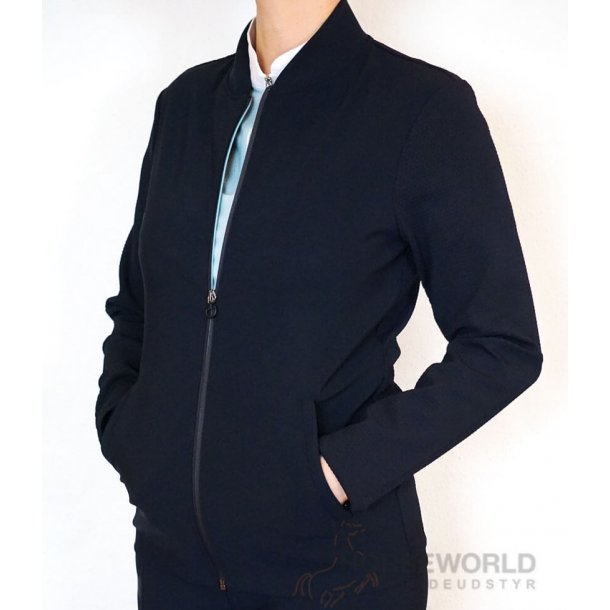 CT Embossed Jersey jacket