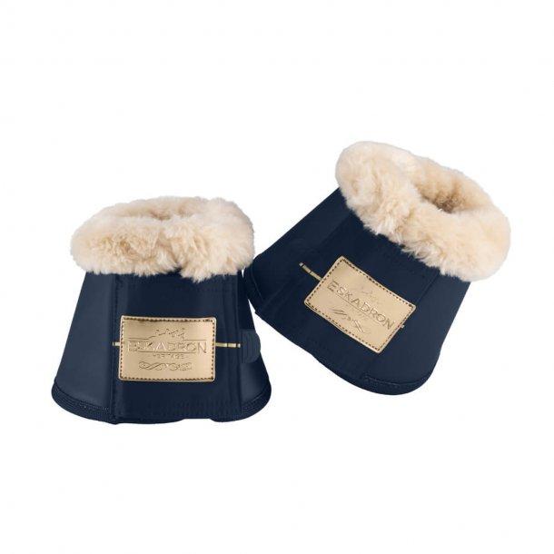 Bell Boots Faux Fur - Oxfordnavy